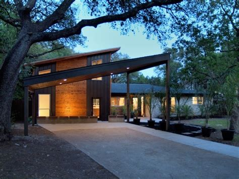Atomic Ranch House Plans westhaven drive contemporary exterior austin by
