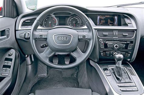 Bremsbeläge Audi A4 B8 by Audi A4 B8 Gebrauchtwagen Test Autobild De