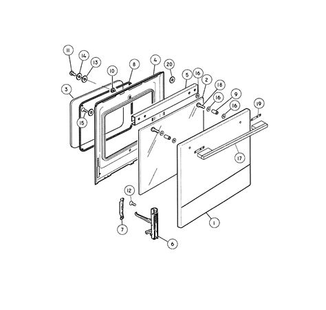 fisher paykel dishwasher parts diagram fisher paykel gas range parts model or24sdmbgx288654a