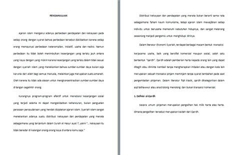 format makalah kewirausahaan contoh makalah docx contoh 36