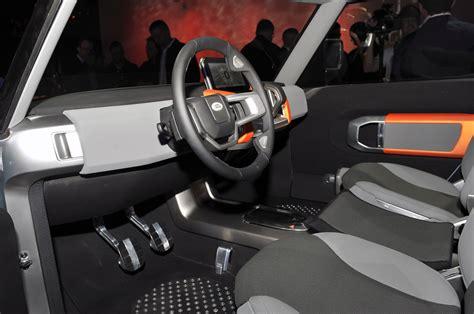 land rover dc100 interior sal 243 n de los 193 ngeles 2011 land rover dc100 concept