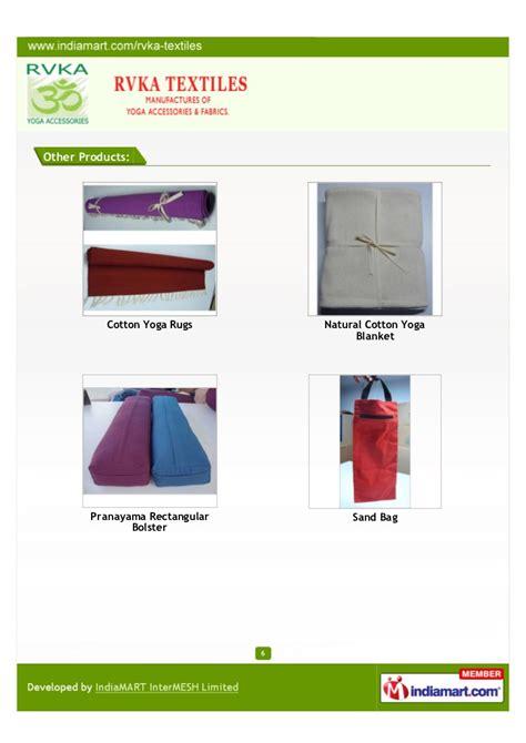 rvka textiles karur home furnishing items