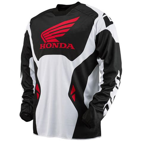 One Industries 2013 Atom Honda Motocross Jersey
