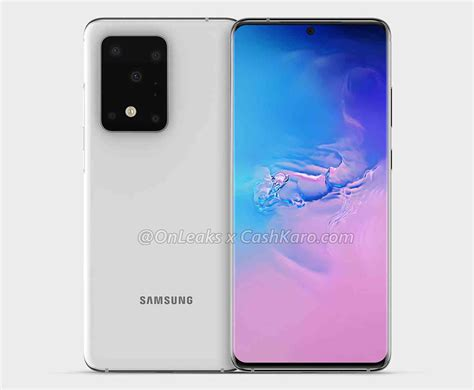 samsung galaxy  renders show  rear cameras   large housing phonedog