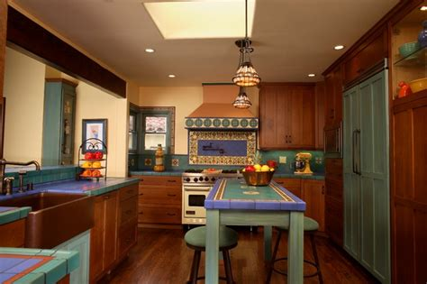 california kitchen design california spanish home remodel mediterranean kitchen