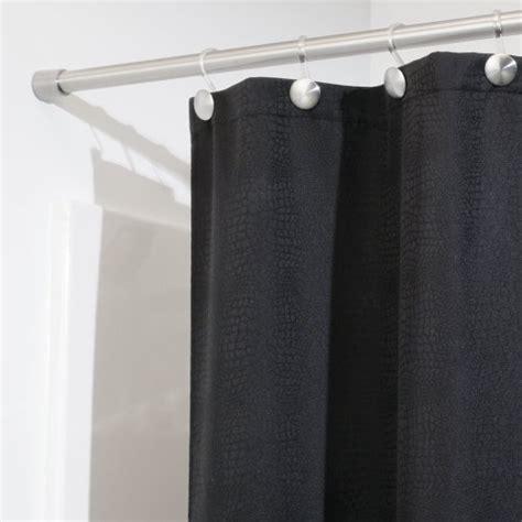 78 shower curtain rod interdesign forma constant tension bathroom shower curtain