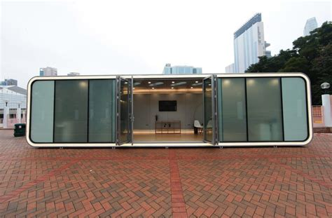 Prefab In Law Units by The Alpod A Modern Modular Home By Aluhouse
