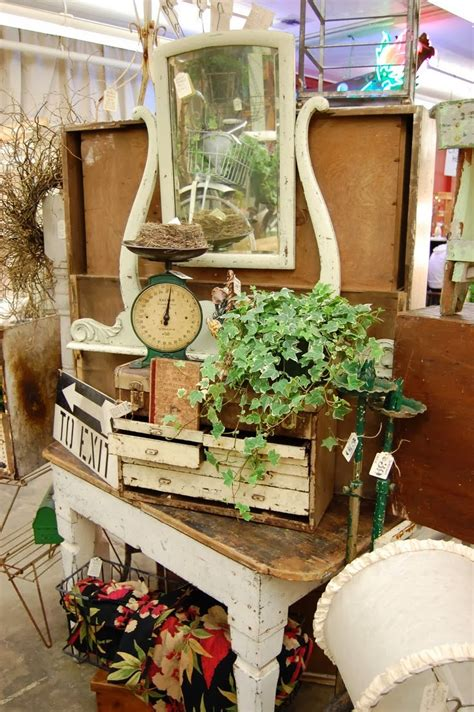 vintage show off instant spring look in your booth just add plants
