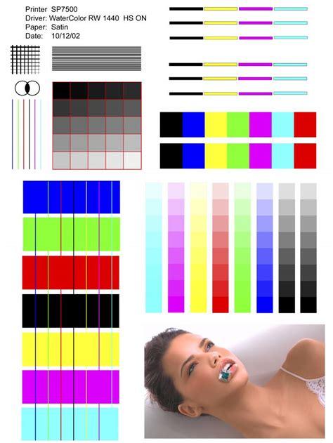 test pattern for laser printer genamerica united corporation home
