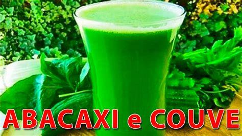 Detox De Abacaxi E Couve suco detox receita de suco detox de abacaxi e couve mbf