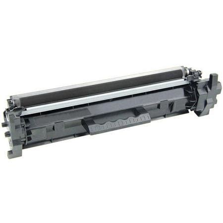 Bubuk Toner Hp Cf217a 17a hp 17a cf217a black remanufactured toner cartridge