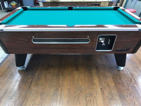 Valley Bar Table Table 061718 Valley Used Coin Operated Pool Table Used Coin Operated Bar Pool Tables