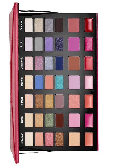 Sephora Brilliant Makeup Palette sephora ping bag makeup palette review mugeek vidalondon