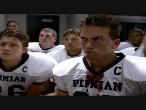 friday night lights speech football pre game pep talk speech quotes movie film