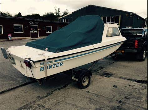 cheap boats cornwall seahog hunter 1992 cheap fishing boat for sale in cornwall