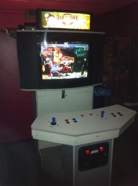 fighter 3 3rd strike show cabinet for sale