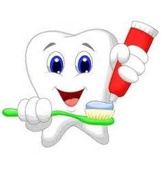 toothbrush clipart elephant toothpaste pencil and in
