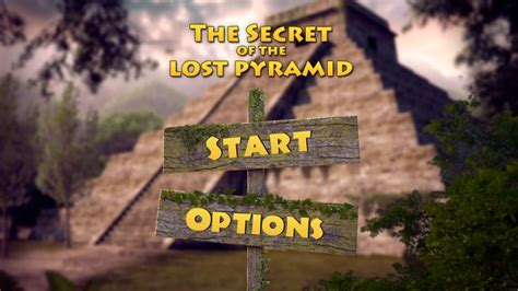 The Secret Of The Lost Pyramid the secret of the lost pyramid walk through
