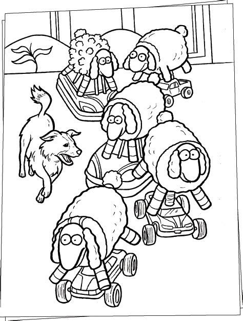 coloring pages of sheep dogs sheep machine for coloring pages hellokids