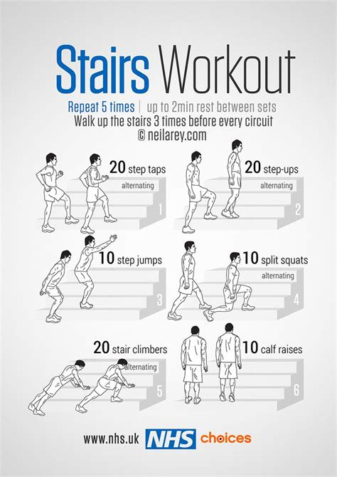 25 best ideas about stairs workout on stair