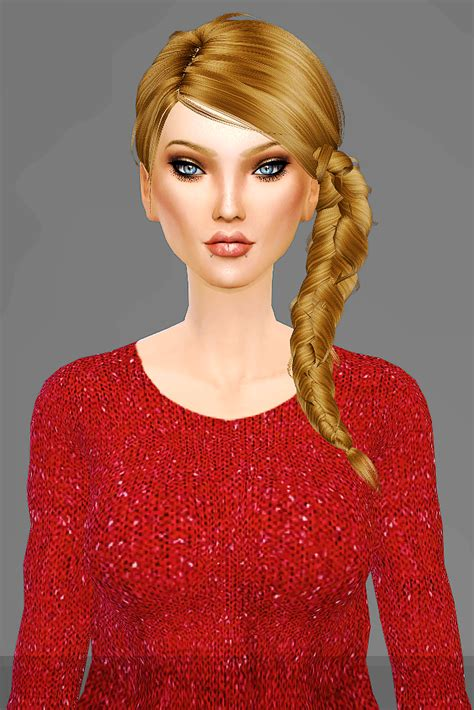 pic of 15 hair my sims 4 blog ulker fashionista 15 hair conversion by