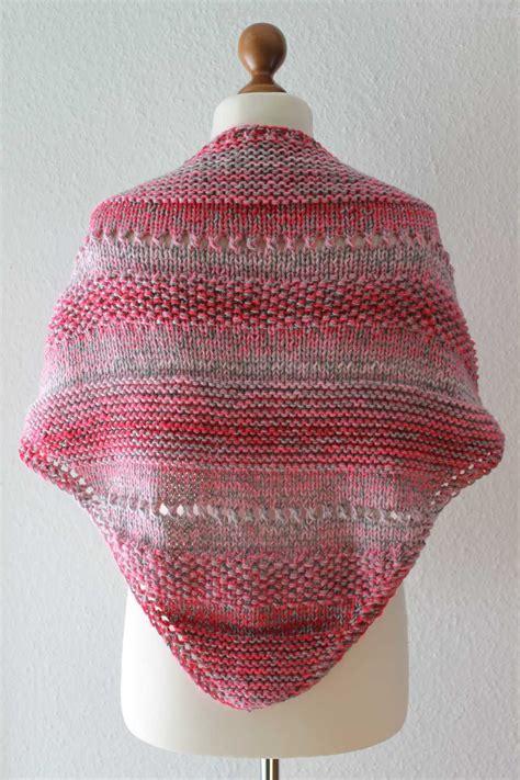 stricken schultertuch einfaches schultertuch aus papatya batik wolle annelum