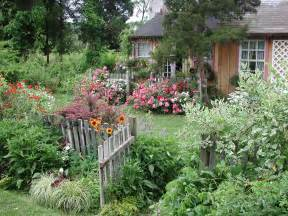 cottage gardens flower carpet roses cottage garden gate flower