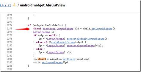 layoutinflater margin listview中item的最外层使用margin属性失效 csdn博客
