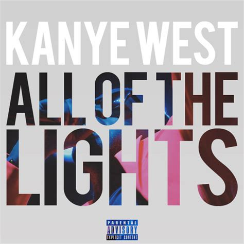 All The Lights by Kanye West S All Of The Lights Goes Platinum