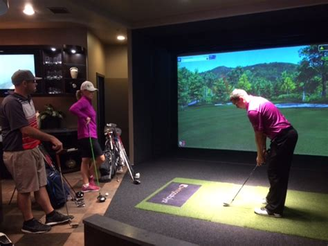 full swing indoor golf indoor golf leagues mitchell golf
