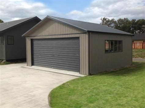 A Frame Style House ideal garages nz contact us for garage prices free quotes