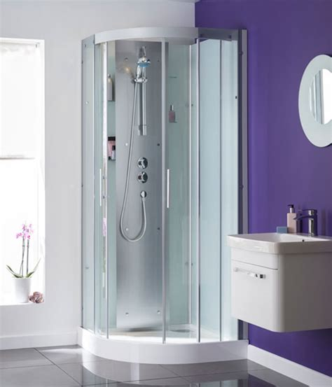 Self Contained Bathroom by Moonlight Self Contained Shower Cubicle Kinedo By Saniflo
