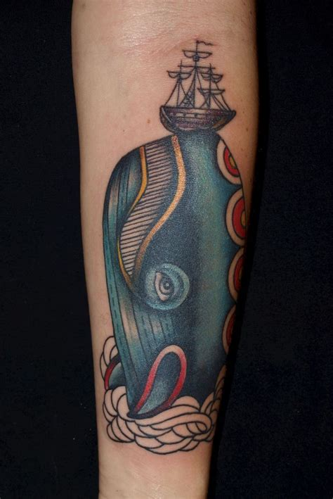 31 best tattoos images on traditional whale www pixshark images