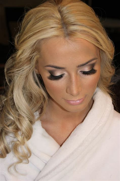 blonde hairstyles with makeup 15 attractive winged smokey eye makeup looks for 2014