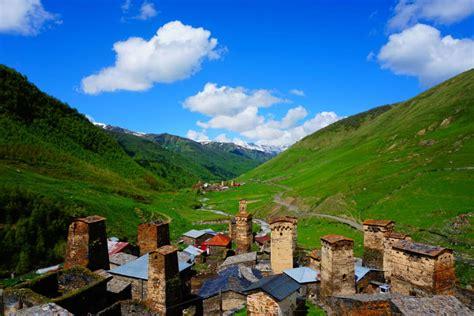 places  visit  georgia europe travel
