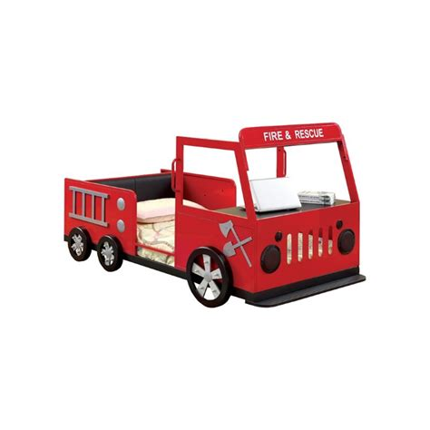 truck twin bed furniture of america toddler beds kmart
