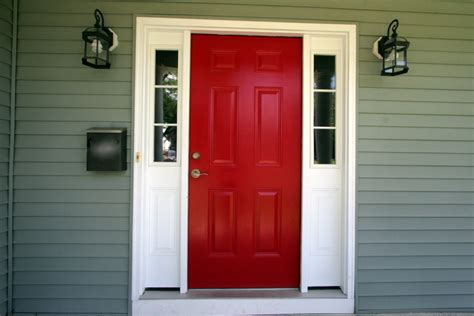 red front door we have a red front door jackie reeve