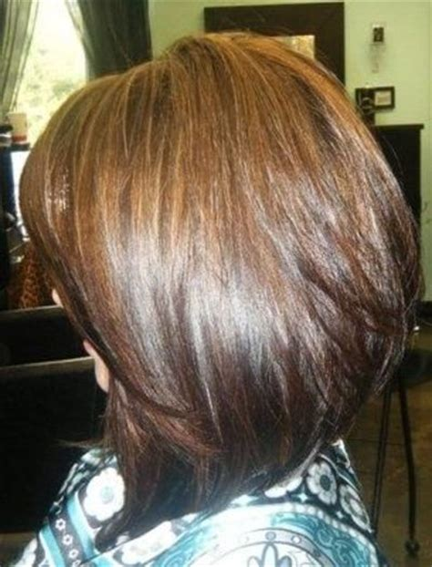 long layered swing bob hairstyle long layered swing bob hairstyle layered bob hair stuff
