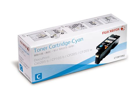 Fuji Xerox Magenta Toner High Cap Ct350676 Original fuji xerox ct201592 cyan toner cartridge high capacity pearlblue tech