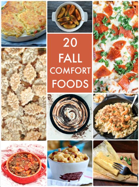 fall comfort foods great ideas 20 fall comfort foods