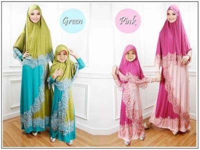 Grosir Baju Gamis Anak Cantik Z model terbaru baju gamis ibu dan anak modern sentra obral baju pakaian anak murah