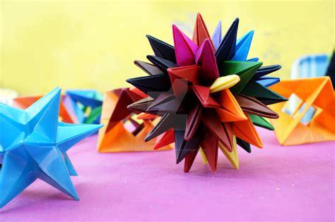 Origami San - origami san jeronimo by gabrielrojasalfonsi on deviantart