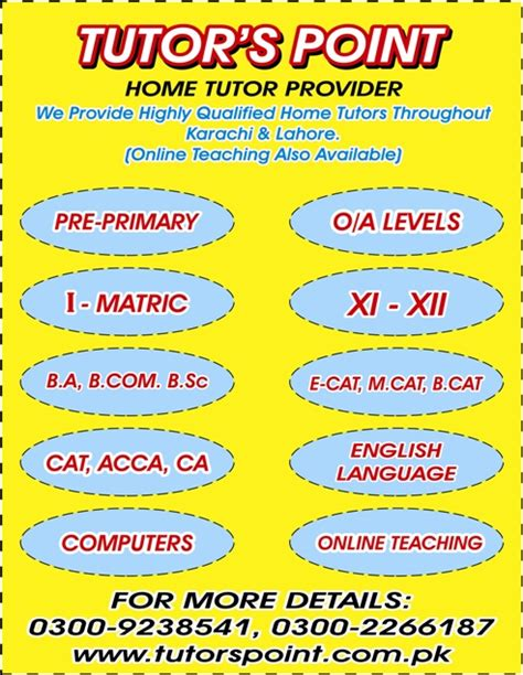 phlet layout pinterest home tuition board design improve your select hand writing