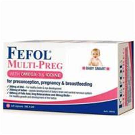 Fefol Iron Folate Supplement 30 Capsules Berkualitas vitamins vitamins general towers pharmacy