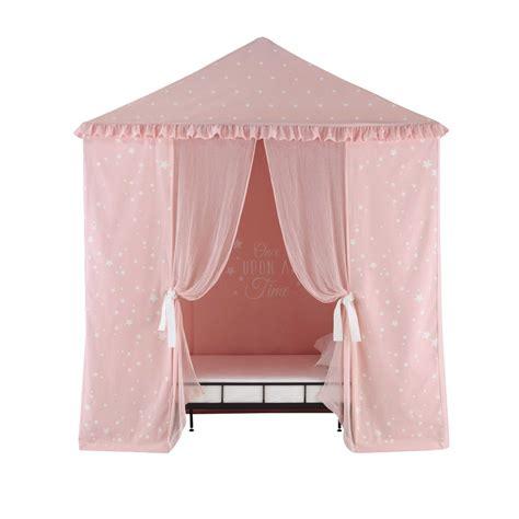 tenda x bambini tenda bambino in cotone rosa 200 x 250 cm cassiopee