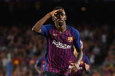 ousmane dembele odds ousmane demb 233 l 233 is ready to thrive for barcelona