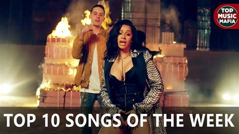 10 Funniest Songs by Top 10 Songs Of The Week January 6 2018