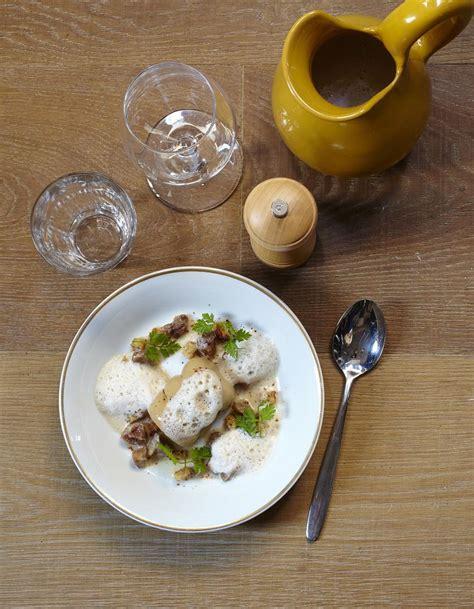 cuisine chataigne velout 233 de ch 226 taigne royale de foie gras pour 4 personnes