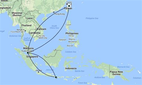 airfare   day malaysia airlines business class taipei  bali dps   trip