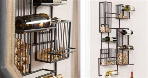 wall mounted modern wine rack infinite style of modern